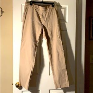 Tommy Hilfiger 5 pocket khaki slacks